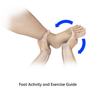 Foot Activity and Exercise Guide
